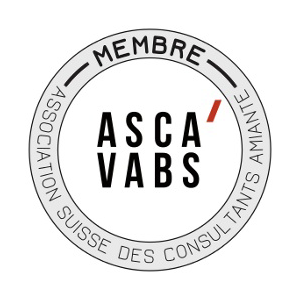 Logo de l'Association de Consultants Amiante